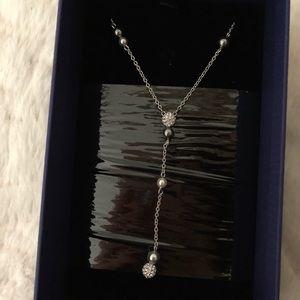 Genuine Swarovski Drop Necklace